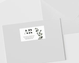 Leafy - Etichette degli indirizzi