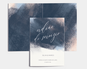 Modern Brushstroke - Libretto messa
