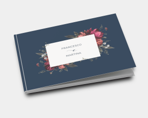 Blooming Botanical - Guest book