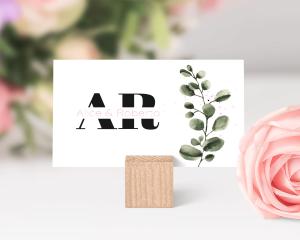 Leafy - Biglietto lista nozze