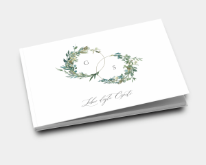 Leafy Hoops - Guest book