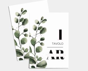 Leafy - Cartoncini tableau Set 1 - 10