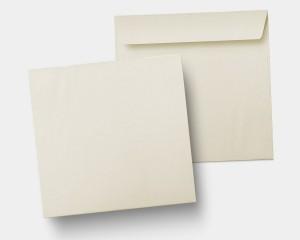 Busta standard quadrato (160 x 160 mm)
