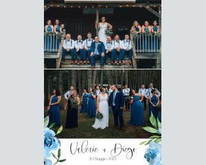 Blue Romance - Poster (verticale)