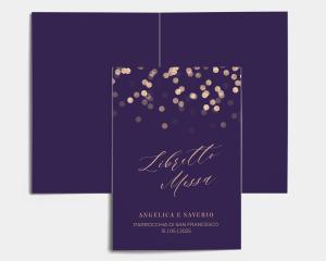 Elegant Glow - Libretto messa