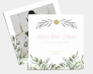 Branche - Save the Date (quadrato)