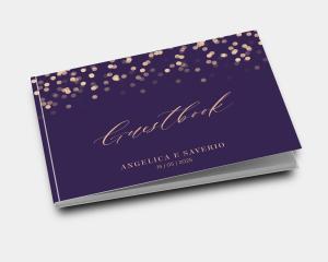 Elegant Glow - Guest book
