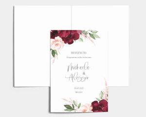 Beloved Floral - Libretto messa